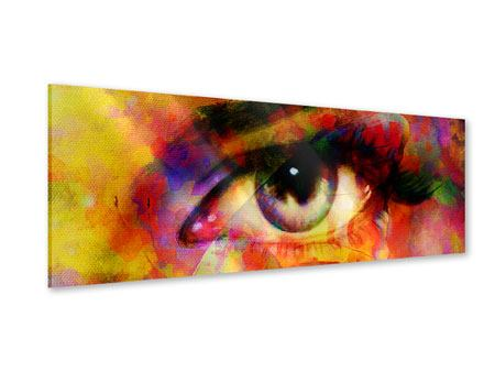 Panoramic Acrylic Print The Eye