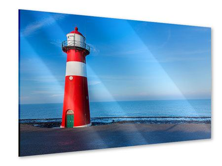 Acrylic Print Summer At The Lighthouse
