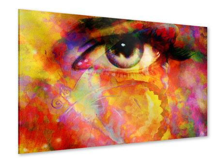 Acrylic Print The Eye