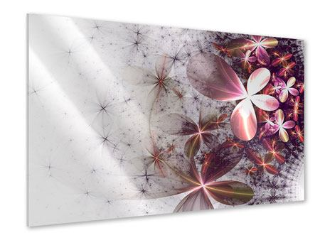 Acrylic Print Abstract Floral