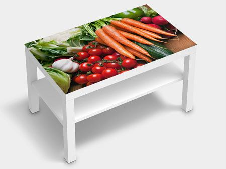 Furniture Foil Vegetables