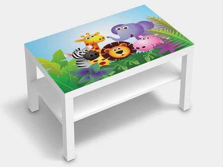 Furniture Foil Jungle