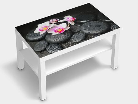 Furniture Foil Feng Shui Orchid Zen