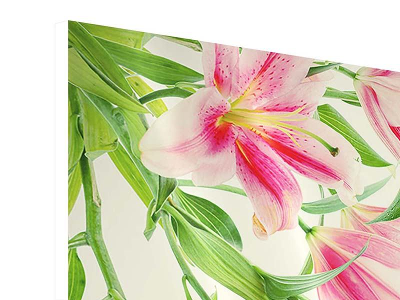 9 Piece Forex Print Lilies On Water