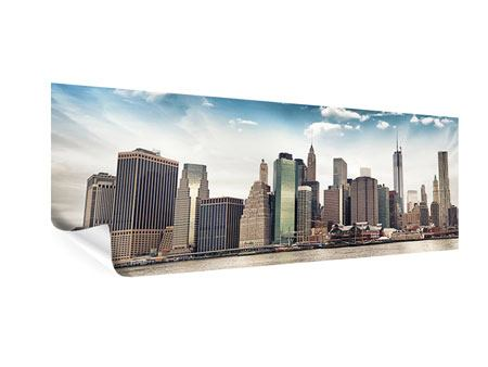 Panoramic Poster NYC From The Other Side