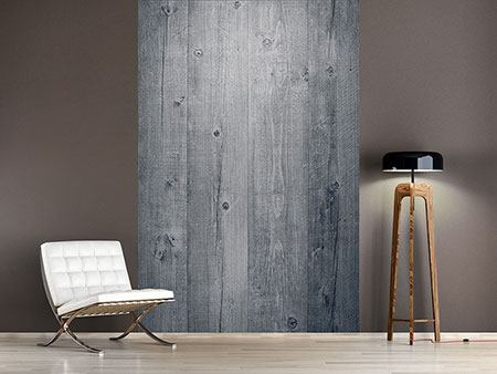 Photo Wallpaper Wood Shades